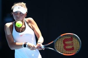Украинка Костюк проиграла дебютный матч в WTA
