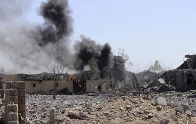 В Йемене коалиция разбомбила рынок 25 жертв