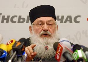 Любомир Гузар призвал Луценко прекратить голодовку: Жалко жизни
