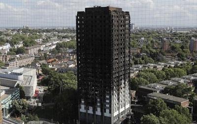 Кількість жертв пожежі в Лондоні зросла до 79 осіб