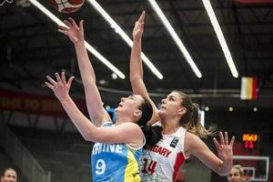 Украина завершила групповой этап Евробаскета-2017 уверенной победой