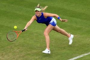 Свитолина стартовала с победы на турнире в Бирмингеме