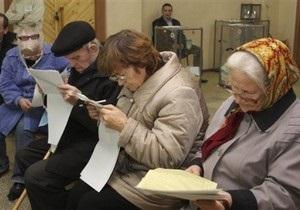 МВД не зафиксировало грубых нарушений во время повторного голосования на местных выборах
