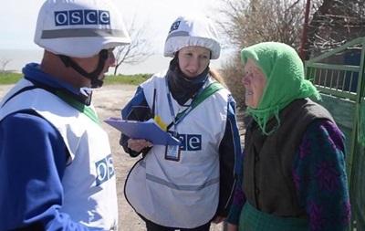 Германия увеличивает присутствие в миссии ОБСЕ