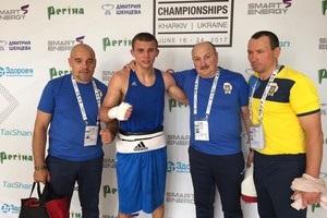 Шесть украинских боксеров завоевали медали чемпионата Европы