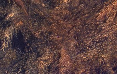 NASA показало фото на самоті на Марсі