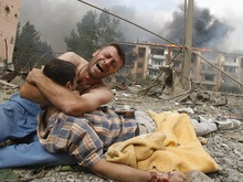 Reuters рассказал правду о фотографиях из Гори