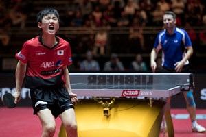 Легенду настольного тенниса обыграл 13-летний японец
