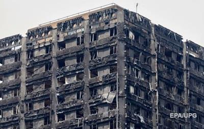 ВЛондоне эвакуируют более 100 квартир из-за угрозы пожара