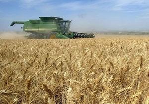 Украина может отменить экспортные квоты на зерновые к концу мая