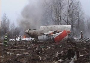 Польша требует от России проанализировать действия диспетчеров во время авиакатастрофы под Смоленском