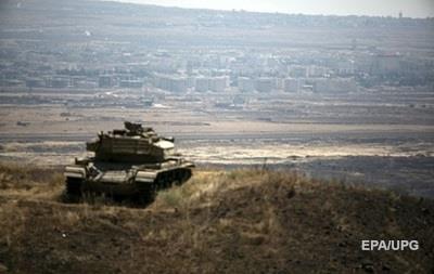 Ізраїль завдав удару армії Сирії