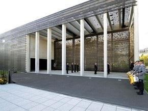 В Берлине открыли памятник погибшим солдатам бундесвера