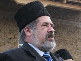 Рефат Чубаров заявил о разгроме неизвестными построек крымских татар