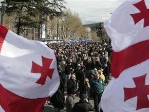 Грузинская оппозиция противопоставит военному параду собственные торжества