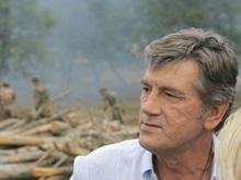 Ющенко: Хуже нынешнего наводнения только Чернобыль