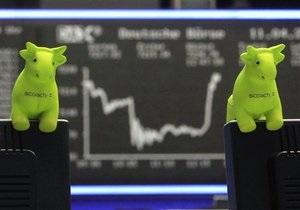 Украинский фондовый рынок закрыл понедельник в красной зоне