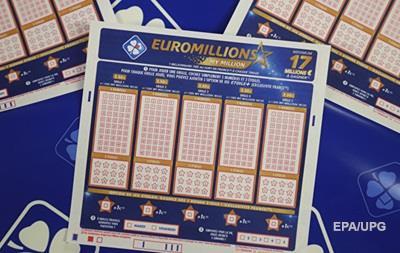 ВоФранции безработный одержал победу  млн.  евро влотерею