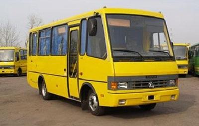 Під час руху автобуса 5 пасажирів отримали опіки