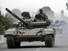 Российская армия отобрала и присвоила 44 грузинских танка