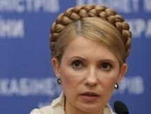 Тимошенко поблагодарила спасателей, которые работают в Енакиево
