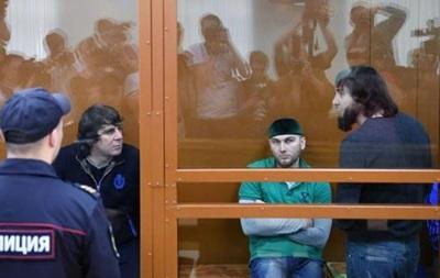 Вбивцю Нємцова засудили до20 років в'язниці