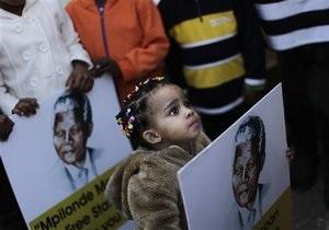 Состояние Манделы улучшается - власти ЮАР