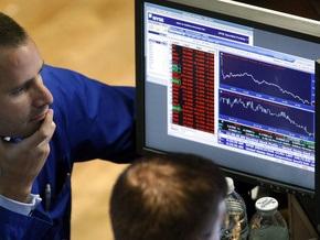 Украинские биржи падают четвертый день подряд