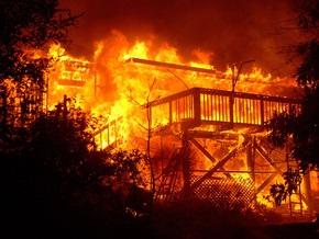В лесных пожарах в Калифорнии виновны люди