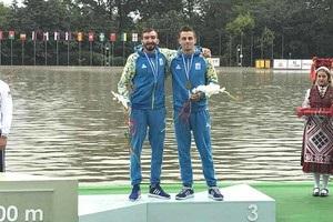 Сборная Украины по гребле на байдарках и каноэ выиграла четыре медали ЧЕ