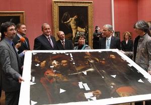 Глава МВД: Меня не волнует, найденная картина Караваджо - копия или оригинал
