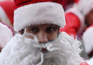 Эксперты выяснили, сколько зарабатывают Деды Морозы