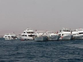 Украинские дайверы связали членов экипажа египетского судна