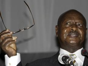 Президент Уганды призывает африканцев лететь на Луну