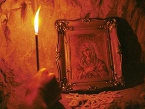 Антикризисный молебен в Житомире