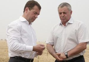 В России считают, что ее место на мировом рынке зерна займут США