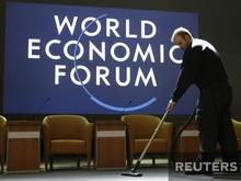 Форум в Давосе закрыт