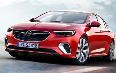 Opel показав найпотужнішу версію Insignia GSi