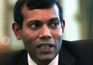 Президент Мальдив отказался  управлять страной железной рукой  и покинул свой пост
