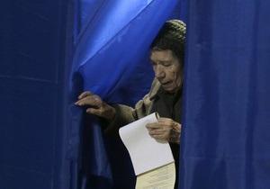 Проект ElectUA сообщил о  самых оригинальных  нарушениях в ходе выборов