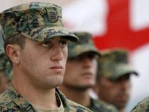 Генштаб РФ: Поставки оружия в Грузию идут полным ходом
