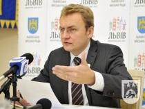 Львовского городского главу Садового пригласили на теледебаты