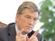 Ющенко упрекнул Тимошенко: Состояние угольной отрасли все ухудшается