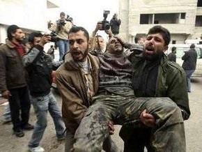 Израильские самолеты атаковали сектор Газа: более 140 человек погибли (обновлено)