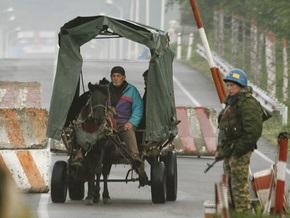 В столице Абхазии прогремел взрыв