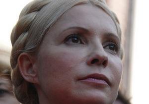 Тимошенко заявила, что летом власть попытается поставить на ней  жирный крест