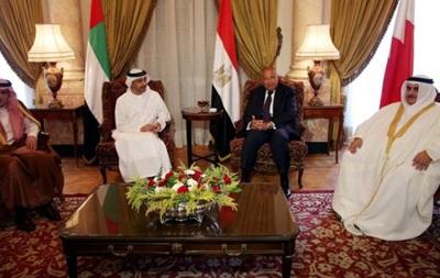 Четыре арабские страны обсудят введение новых санкций против Катара