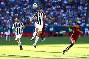 Ювентус обыграл Рому по пенальти в матче Международного кубка чемпионов
