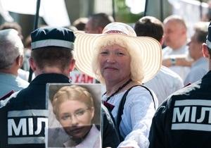 Бывший следователь по делу Щербаня не располагает доказательствами вины Тимошенко