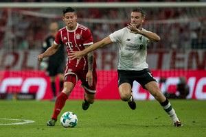 Ливерпуль разгромил Баварию на пути в финал Audi Cup
